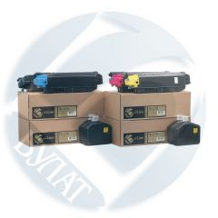Тонер-картридж Kyocera ECOSYS P6230 TK-5270 (6k) Yellow (+чип) БУЛАТ s-Line