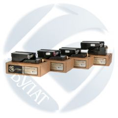 Тонер-картридж Epson AcuLaser C1700/C1750/CX17 S050613 (1.4k) C БУЛАТ s-Line