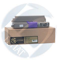 Тонер-картридж Oki C511/C531/MC562 44973540 B (7k) БУЛАТ s-Line