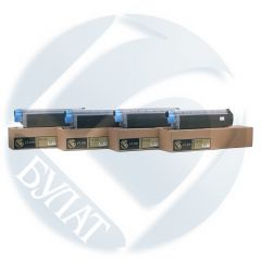 Тонер-картридж Oki MC860  44059228/44059212 (9.5k) Black БУЛАТ s-Line