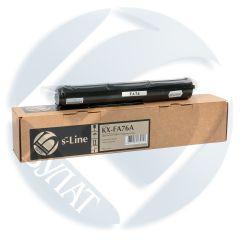Тонер-картридж Panasonic KX-FL501 KX-FA76A7 (2k) БУЛАТ s-Line
