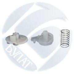 Флажок сброса счетчика картриджа с пружиной и подложкой HL-5440/6180 (TN3330) 3k (упак 10шт)