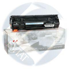 Тонер-картридж Canon iSENSYS MF211/LJ M201/M125 737/CF283X/CF283A Universal (2.4k) 7Q