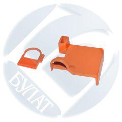 Кольцо чеки и защитный разделитель (cover+seal clip) HP Color LJ 4600 (упак 25шт)