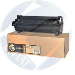 Тонер-картридж Lexmark MS310/MS312 505H/515H (5k) БУЛАТ s-Line до версии LW73 включительно