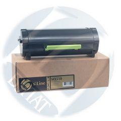 Тонер-картридж Lexmark MX510 605X (20k) БУЛАТ s-Line до версии LW73 включительно