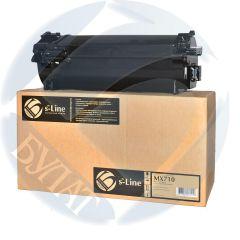 Тонер-картридж Lexmark MX710/MX810 625H (25k) БУЛАТ s-Line до версии LW73 включительно