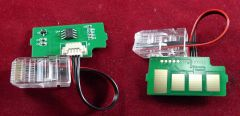 Чип для картриджа CF256A Black, 7.4K (ELP)