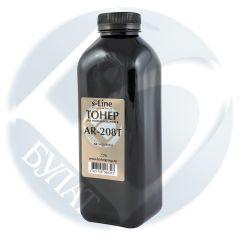Тонер Sharp AR-5420/MX-B200 банка 220г AR-208T/MXB20GT1 БУЛАТ s-Line