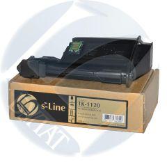 Тонер-картридж Kyocera FS-1060 TK-1120 (3k) (+чип)  БУЛАТ s-Line