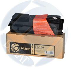 Тонер-картридж Kyocera FS-1120D TK-160 (2.5k) (+чип) БУЛАТ s-Line
