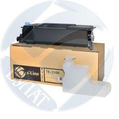Тонер-картридж Kyocera FS-2100 TK-3100 (12.5k) (+чип) БУЛАТ s-Line
