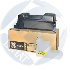 Тонер-картридж Kyocera FS-4200/4300 TK-3130 (25k) (+чип) БУЛАТ s-Line