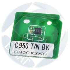 Чип Lexmark C950/X950 C950X2KG/X950X2KG Black Universal (32k)