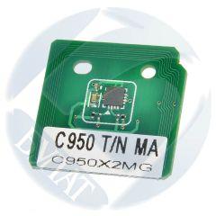 Чип Lexmark C950 C950X2MG Magenta (22k)