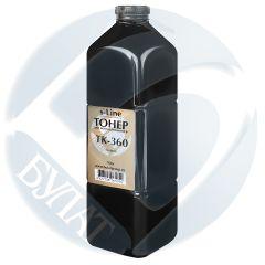 Тонер Kyocera FS-4020 банка 700г TK-360 БУЛАТ s-Line