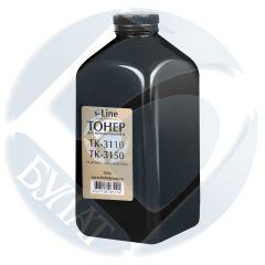 Тонер Kyocera FS-4100/ECOSYS M3040idn банка 380г TK-3110/3150 БУЛАТ s-Line