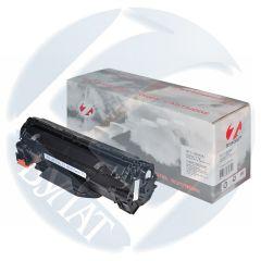 Тонер-картридж HP LJ P1005 CB435A/Canon 712 (1.5k) 7Q