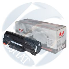 Тонер-картридж HP LJ P1505 CB436A/Canon 713 (2k) 7Q