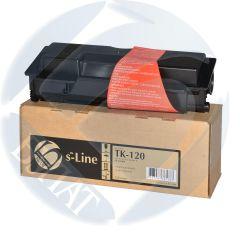 Тонер-картридж Kyocera FS-1030/1018/KM-1500 Т-к TK-120/18/100 (7.2k) БУЛАТ s-Line под заказ