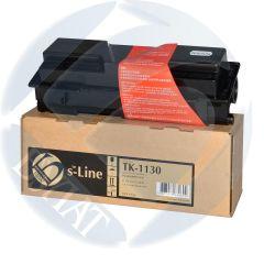 Тонер-картридж Kyocera FS-1030MFP TK-1130 (3k) (+чип) БУЛАТ s-Line