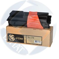 Тонер-картридж Kyocera FS-1320D TK-170 (7.2k) (+чип) БУЛАТ s-Line