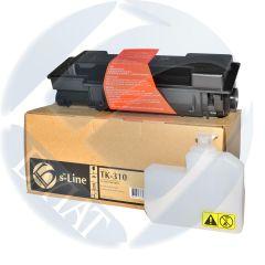 Тонер-картридж Kyocera FS-2000/3900/4000 TK-310 (12k) БУЛАТ s-Line