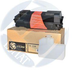 Тонер-картридж Kyocera FS-3920 TK-350 (15k) (+чип) БУЛАТ s-Line