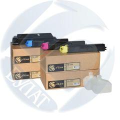 Тонер-картридж Kyocera FS-C5150/ECOSYS P6021 TK-580 (2.8k) Yellow (+чип) БУЛАТ s-Line