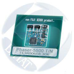 Чип Xerox Phaser 5500 113R00668 (30k)