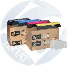 Тонер-картридж Kyocera FS-C5100 TK-540 (4k) Yellow (+чип) БУЛАТ s-Line