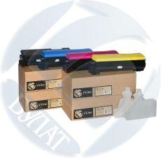 Тонер-картридж Kyocera FS-C5400/ECOSYS P7035c TK-570 (12k) Cyan (+чип) БУЛАТ s-Line