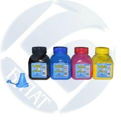 Тонер HP Color LJ CP1215/M251/Canon i-SENSYS LBP7100C банка 40г Yellow БУЛАТ