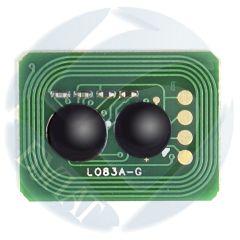 Чип Oki C801/C821 44643003 Cyan (7.3k)