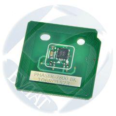 Чип Xerox Phaser 7500 106R01443 Cyan (17.8k)
