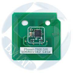 Чип Xerox Phaser 7800 106R01582 drum (145k)