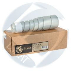 Тонер-картридж Konica Minolta bizhub 163/Di 152 Т-к TN114 (11k) БУЛАТ s-Line