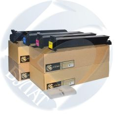 Тонер-картридж Konica Minolta bizhub C200/253/353 TN213/214/314 (20k) Cyan Universal БУЛАТ s-Line