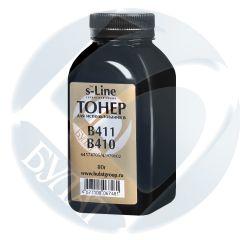 Тонер Oki B411/B410 банка 80г 44574705/43979102 БУЛАТ s-Line