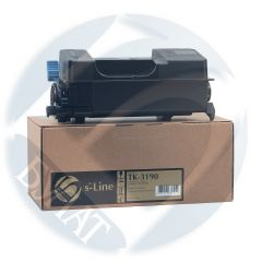 Тонер-картридж Kyocera ECOSYS P3055 TK-3190 (25k) (+чип) БУЛАТ s-Line