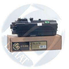 Тонер-картридж Kyocera ECOSYS M2040 TK-1170 (7.2k) (+чип) БУЛАТ s-Line