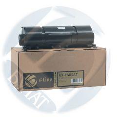 Тонер-картридж Panasonic KX-FLB801/811/851 KX-FAT85А (5k) БУЛАТ s-Line