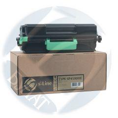 Тонер-картридж Ricoh SP4510 Type SP4500HE (407318) (12k) БУЛАТ s-Line