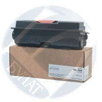 Тонер-картридж Kyocera FS-1120D TK-160 (2.5k) (+чип) e-Line