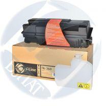 Тонер-картридж Kyocera FS-4020 TK-360 (20k) (+чип) Булат s-Line
