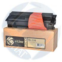 Тонер-картридж Kyocera FS-720 TK-110 (6k) БУЛАТ s-Line