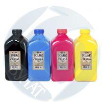 Тонер HP Color LJ CP6015 банка 320г CB381A(824A) Cyan БУЛАТ s-Line